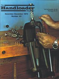 Handloader 40 November 1972