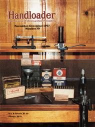 Handloader 70 November 1977