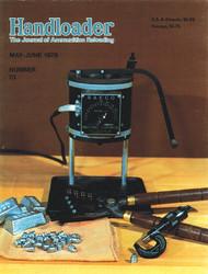 Handloader 73 May 1978