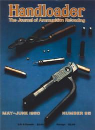 Handloader 85 May 1980