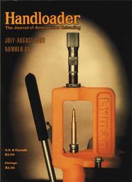 Handloader 86 July 1980