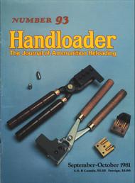 Handloader 93 September