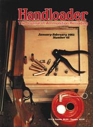 Handloader 95 January 1982