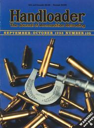 Handloader 105 September 1983