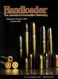 Handloader 117 September 1985