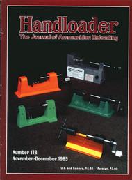 Handloader 118 November 1985