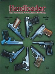 Handloader 122 July 1986