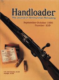 Handloader 123 September 1986