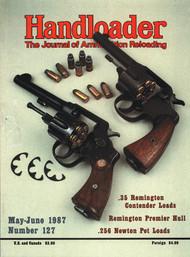 Handloader 127 May 1987