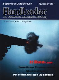 Handloader 129 September 1987