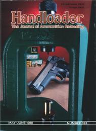 Handloader 133 May 1988