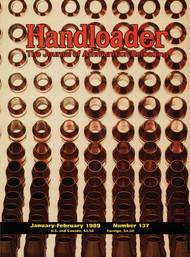 Handloader 137 January 1989