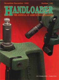 Handloader 148 November 1990