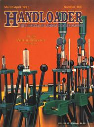 Handloader 150 March 1991
