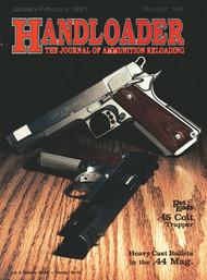 Handloader 149 January 1991