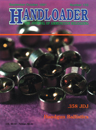 Handloader 153 September 1991