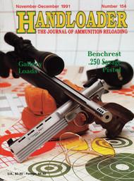 Handloader 154 November 1991