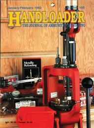 Handloader 155 January 1992