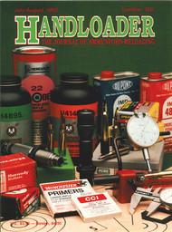 Handloader 158 July 1992