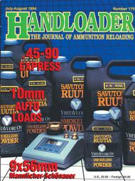 Handloader 170 July 1994