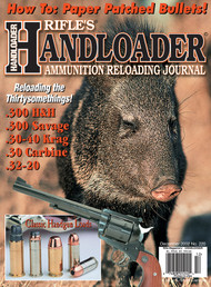 Handloader 220 December 2002