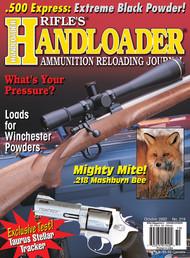 Handloader 219 October 2002