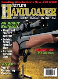 Handloader 222 April 2003