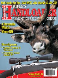 Handloader 224 August 2003
