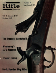 Rifle 8 March 1970