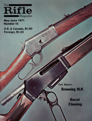 Rifle 15 May 1971