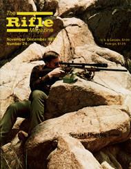Rifle 24 November 1972