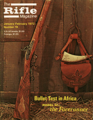 Rifle 19 January 1972