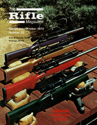 Rifle 23 September 1972