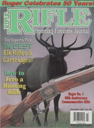 Rifle 186 November 1999