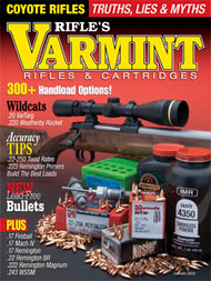 2012 Varmint Rifles & Cartridges