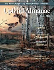Upland Almanac 2016 Spring