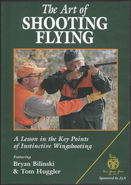 The Art of Shooting Flying with Bryan Bilinski and Tom Huggler DVD