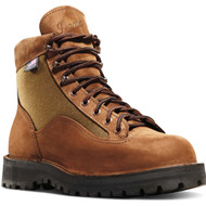 "Danner Men's Danner Light II 6"" Brown Outdoor Boot Style No. 33000"
