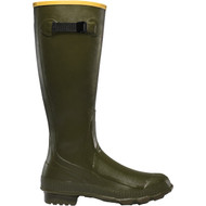 "LaCrosse Men's Grange 18"" Green Hunting Boot"