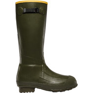 "LaCrosse Men's Burly Classic 18"" OD Green Hunting Boot"