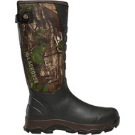 """LaCrosse Men's 4xAlpha Snake Boot 16"""" Realtree Xtra® Green Hunting Boot"""