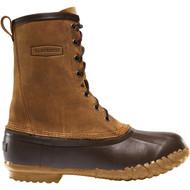 """LaCrosse Men's Uplander II 10"""" Brown Outdoor Boot"""