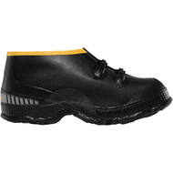 "LaCrosse Men's ZXT Buckle Deep Heel Overshoe 5"" Black Industrial Boots"