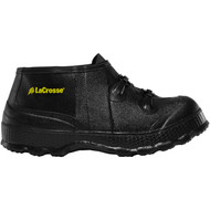 "LaCrosse Men's Z Series Overshoe 5"" Black Industrial Boot"