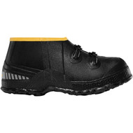 "LaCrosse Men's ZXT Buckle Wedge Overshoe 5"" Black Industrial Boot"