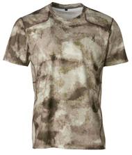 Hell's Canyon Speed Plexus Mesh Shirt Short Sleeve in ATACS Arid/Urban