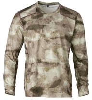 Hell's Canyon Speed Plexus Mesh Shirt Long Sleeve in ATACS Arid/Urban