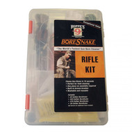 BoreSnake Rifle Kit: Clear/Orange Tabs