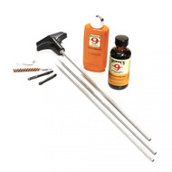 Hoppe's Rifle Kit with Aluminum Rod - .22, .222, .223, .224, .225, .243, .25, .25-06, .257