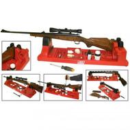 MTM Gun Vise - Red